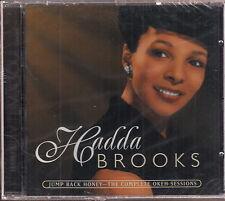 hadda brooks jump back honet the complete okeh sessions cd sealed
