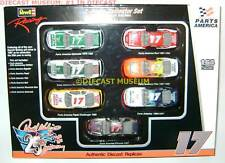 Darrell Waltrip #17 25Th Collector Set Parts America