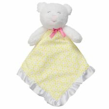 "NWT Carter's ""YELLOW TEDDY BEAR SNUGGLE "" Security Blankets"