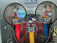 COLLECTOR PEZ--DISNEY LIMITED EDITION MICKEY MOUSE PEZ IN SEALED TIN