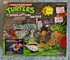 Teenage Mutant Ninja Turtles SEWER ARMY TUBE 1989 Playmates