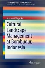 Cultural Landscape Management at Borobudur, Indonesia