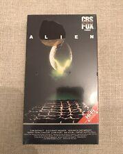 Aliens {Vhs} 1979 Cbs Fox Video Hi-Fi Stereo- Brand New - Rare Collector's Item
