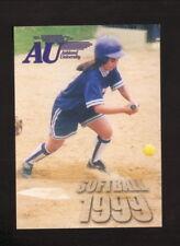 Ashland Eagles--1999 Softball Pocket Schedule--Golden Corral