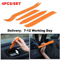 4pcs Portable Dashboard Removal Pry Pullers Garage Tool Set Audio Installer