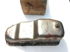 NOS 60's 70's 80's GM CHEVY OIL PAN MAYBE BIG BLOCK? MAYBE PICKUP TRUCKS?