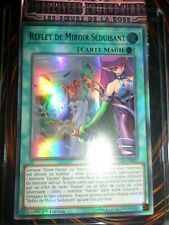 YU-GI-OH! UR REFLET DE MIROIR SEDUISANT LED4-FR003 NEUF FRANCAIS EDITION 1