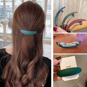 Women Geometric Hair Claw Hair Clip Ponytail Holder Women Barrettes Hairpin Gift