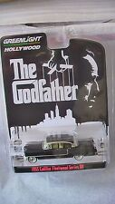 2016 GREENLIGHT  1:64 Hollywood Series 14 - The Godfather (1972) - 1955 Cadillac