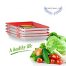 ECO-FRIENDLY PRESERVATION MAGIC TRAY NiftyTray™ Food Storage Container
