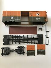 Atlas Great Northern 28251, 40' S/D BOX CAR O Scale, Never Assembled