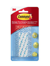 Command Decorating Clips 17026 Ideal For Hanging Christmas Lights & Decorations