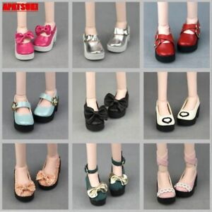 Multi Style 6cm Doll Shoes For 1/4 BJD Doll Shoes High Heel Shoes 45-50cm XINYI