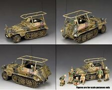AK 107 WW2 German Desert Afrika Korps Rommel's Adler Command Vehicle Mint in Box