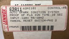 NEW Lennox / Fenwal # 62A11 Auto Spark Ignition System