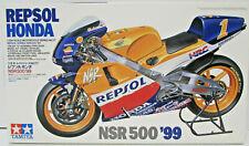 TAMIYA 1/12 REPSOL HONDA NSR 500 '99