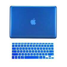 "2in1 ROYAL BLUE Crystal Case for  Macbook Pro15"" A1398 /Retina display+Key Cover"