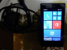 Nokia  Lumia 720 8GB Windows 8.1 Ohne Simlock Smartphone Black factory unlocked