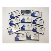 1999-2009 State Quarters U.S. Proof Sets (11 Sets)