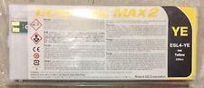 ROLAND Eco-Sol MAX2 ESL4-YE YELLOW VersaCamm VS-300i VS-540i VS-640i XR-640 INK