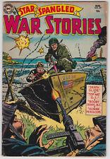 Star Spangled War Stories #24 G-VG 3.0 DC War Irv Novick Art 1954!