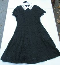 Riverdale Veronica Lodge Black Dress Size Small NWT