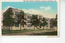 New Boys Dormitory University of Arkansas Fayetteville AR Ark