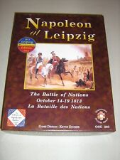 Napoleon at Leipzig: The Battle of Nations: Bicentenial Edition (New)