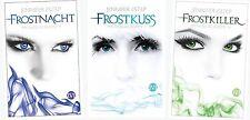 Mythos Academy, Frostkuss, Frostnacht, Frostkiller von Jennifer Estep
