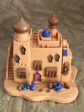 Vintage Polly Pocket Disney Aladdin Agrabah Marketplace 1995 No Dolls