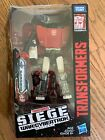 Transformers WfC Siege Sideswipe Open Box Complete