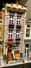 LEGO CUSTOM MODULAR BUILDING TOWN HOUSE fits with 10218 10246 10251 MOC 517
