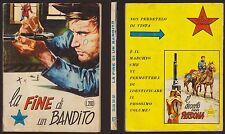 COLLANA COWBOY PICCOLO RANGER 83 LA FINE DI UN BANDITO - OTTOBRE 10/1970