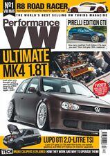 Performance VW Magazine April 2019 Ultimate Volkswagen MK4 1.8T