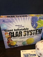 Learning Resources Giant Inflatable Solar System - Space (ler2434)