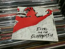 Echo And The Bunnymen – The Pictures On My Wall  7inch vinyl single vg