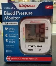 Walgreens Auto Arm Blood Pressure Monitor - 5 Features