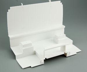 Bausatz Fahrerhausboden Trennwand Sitzkonsole Tamiya MAN TGX 18.540 26.540 1:14