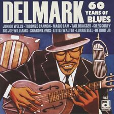 Various - Delmark - 60 Years Of Blues (CD) - Blues Label Compilations / Sampler