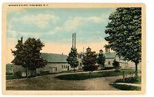 Pine Bush NY - BORDENS CREAMERY PLANT - Postcard