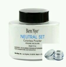 100% AUTHENTIC BEN NYE NEUTRAL COLOURLESS SET POWDER 3ML SAMPLE POT *UK SELLER *