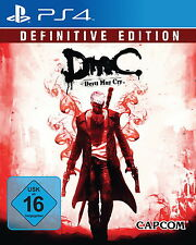 DmC - Devil May Cry -- Definitive Edition,PS4, neuwertig