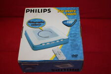 DVD PLAYER PHILIPS HOLOGRAPHIC COLORS 320B VERY REAR NEW IN BOX