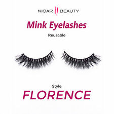 Nioar Mink Eyelashes Extension - Florence