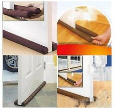 2 BOX Twin Door Draft Dodger Guard Stopper For hot cold air Windows stopper