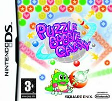 Puzzle Bobble Galaxy NDS 2DS Nintendo DS Video Game Original UK Release