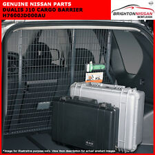 NEW Genuine Nissan Part Dualis J10 Black Cargo Barrier H7600JD000AU RRP $745