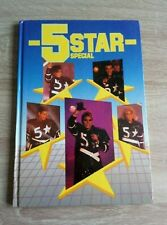 More details for 5 star special vintage/retro 1980's pop music hardback annual (1987)