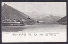 TERNI CITTÀ 30 LAGO di PIEDILUCO Cartolina viaggiata 1900 Edizione ALTEROCCA