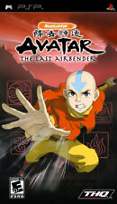 Avatar the Last Airbender PSP New Sony PSP